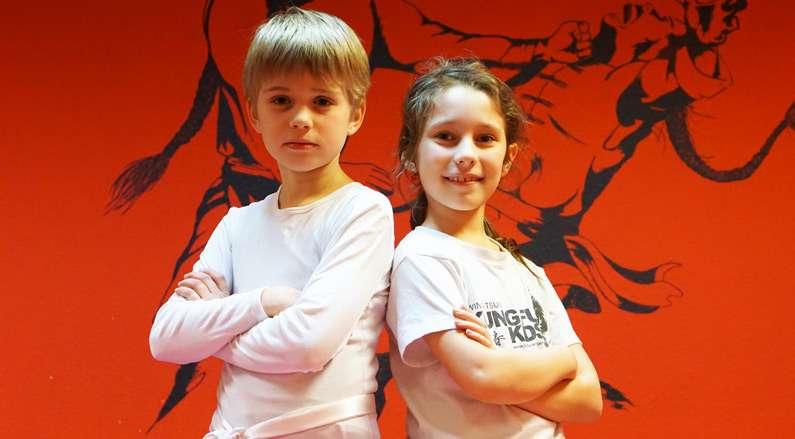 Kampfsport Kinder