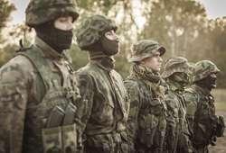 Kampftraining für Soldaten