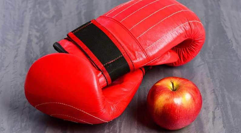 Ernährung- Kampfsport