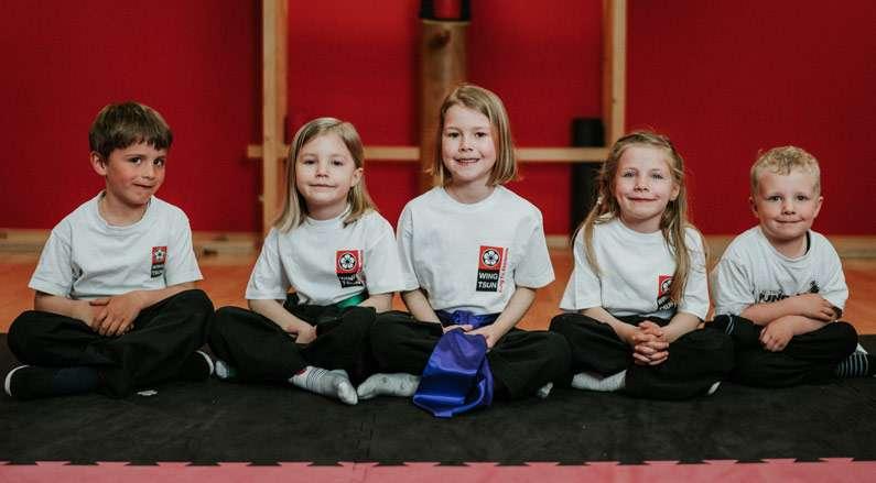 Kampfsport für Kinder geeignet