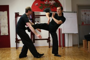 Wing Tsun Seminar 1