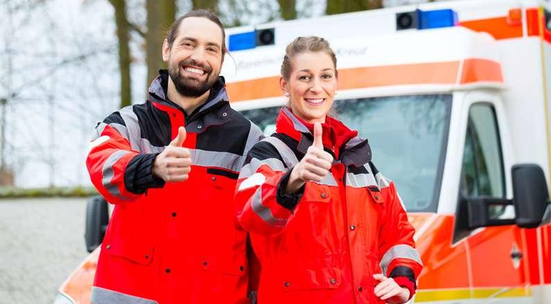 Selbstverteidigung Rettungsdienste