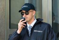Training für Sicherheitsdienste